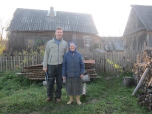Kohalikega tutvumas. Venemaa 2011