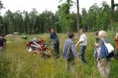 Lätis välitöödel 2008