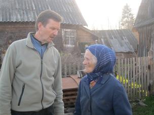 Tutvumine kohalikega vol 2. Venemaal 2011