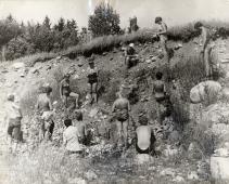 Volli Kalmu üldgeoloogiline praktika Viljandi maakonnas 1981